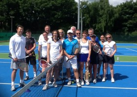 Group 1 Tennis Circus